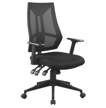 כסאות משרדי איכותי בצבע שחור